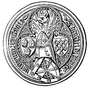Spencer family - Seal of Henry Le Despenser