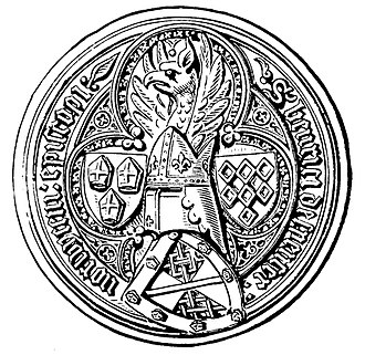 Spencer family - Seal of Henry Le Despenser