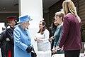 Her Majesty The Queen visit to 2 Marsham Street (23145193215).jpg