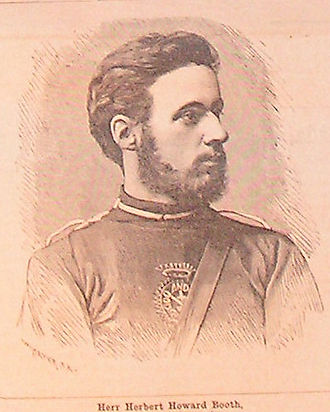 Herbert Booth - Herbert Booth.