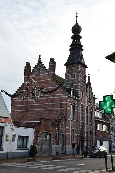 Herenhuis, Liersebaan 2, Zandhoven