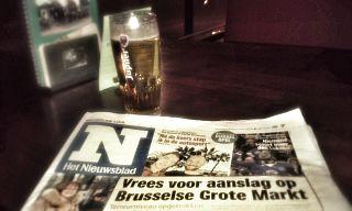 Flemish daily newspaper