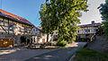 Hetschburg Haus Nr. 23 ehemalige Obermühle Hofansicht I.jpg
