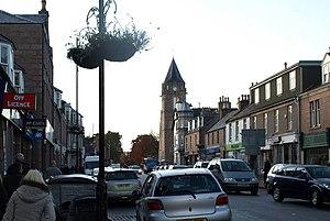Aberdeenshire West (Scottish Parliament constituency) - High Street, Banchory