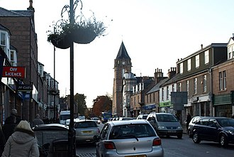 Aberdeenshire West (Scottish Parliament constituency) - High Street, Banchory