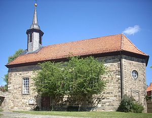 Marienrode Priory - Saint Cosmas and Damian Chapel.