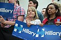 Hillary Clinton supporters (25342613434).jpg