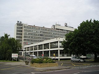 Hillingdon Hospital Hospital in England