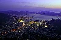 Hiroshima Night View from Mt. Haigamine.jpg