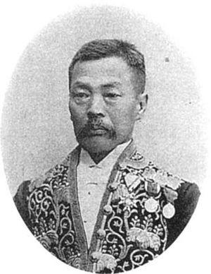 Hoshino Hisashi - Portrait of Hoshino