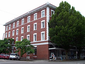 Julian Hotel - Julian Hotel in 2009