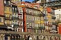 Historic buildings along the Douro River, Porto (38250090541).jpg