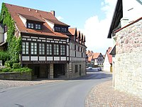 Historischer Ortskern Niederlauer - panoramio.jpg