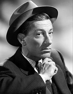 Casino Royale (novel) - Image: Hoagy Carmichael circa 1953