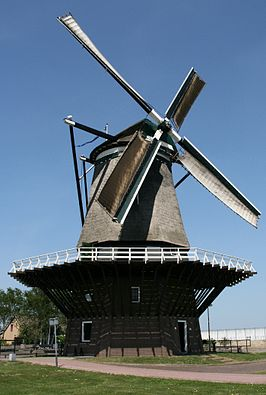 Nationale Molen- en Gemalendag 2008