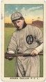 Hogan, Oakland Team, baseball card portrait LCCN2008677043.tif