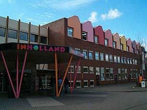 Diemen - The university of applied sciences Inholland has a location in Diemen