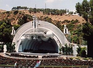 Hollywood Bowl, California, USA