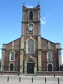英格兰安立甘宗教堂保护信托基金