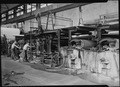 Holyoke, Massachusetts - Paper. American Writing Paper Co. Cyliner machine (making matchboard). - NARA - 518335.tif