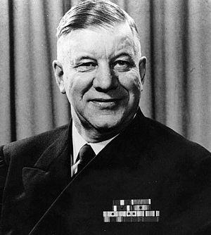 Homer N. Wallin - Vice Admiral Homer Norman Wallin