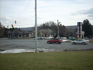 Hometown, Pennsylvania CDP in Pennsylvania, United States