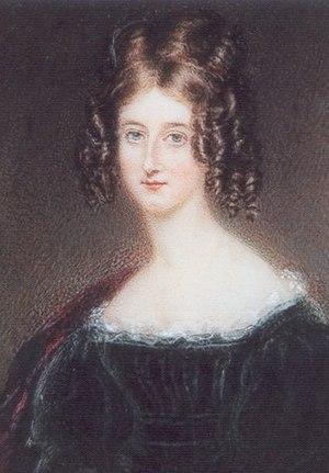 Augusta Leigh - Augusta Maria Leigh