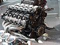Honda RA109E engine rear-left Honda Collection Hall.jpg