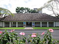 Honolulu Museum of Art from Thomas Square.JPG