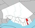Hope Quebec location diagram.png