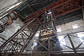 Hornický skanzen Mayrau, výtah vzhůru.jpg