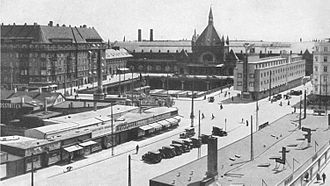 Hotel Astoria (Copenhagen) - Hotel Astoria in 1935