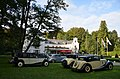 Hotel restaurant Groot Warnsborn with important visitors at 22 September 2014 - panoramio.jpg