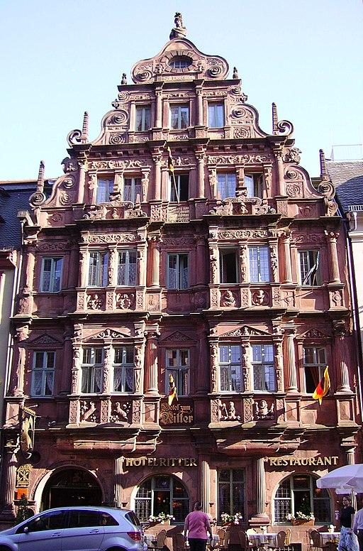 Hotel zum Ritter in Heidelberg
