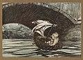 Houghton Typ 905R.06.196 (A) - Arthur Rackham, Peter Pan - Under the bridge.jpg