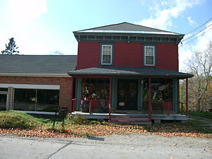 Pownal, Vermont - Former Country Store