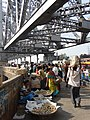 Howrah Bridge Scene - Kolkata - India (12249481104).jpg