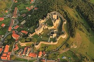 Ruin of Rabi Castle