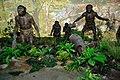 Human Evolution Panorama Under Construction - Science Exploration Hall - Science City - Kolkata 2015-12-04 6858.jpg
