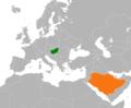 Hungary Saudi Arabia Locator.png