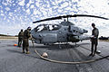 Hyde County Forward Arming and Refueling Point Exercise Day 2 150212-M-SW506-177.jpg