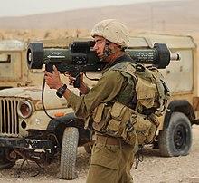 https://upload.wikimedia.org/wikipedia/commons/thumb/5/5e/IDF-Matador-02.jpg/220px-IDF-Matador-02.jpg