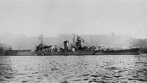 IJN light cruiser Oyodo at Kure in 1943.jpg
