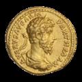 INC-1557-a Ауреус Луций Вер ок. 165-166 гг. (аверс).png