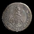 INC-1968-a Талер император Фердинанд III 1643 г. (аверс).png