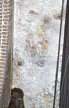interieur, muurschildering bij triomfboog - nisse - 20264185 - rce
