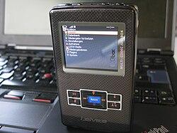 Ipod nano прошивка rockbox