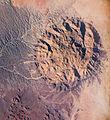 ISS-47 Brandberg Mountain, Namibia.jpg