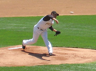 Ian Snell American baseball player