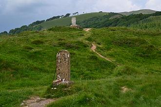 Roncevaux Pass - Image: Ibañeta. Orreaga, Euskal Herria
